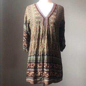 Umgee Boho Dress or Tunic